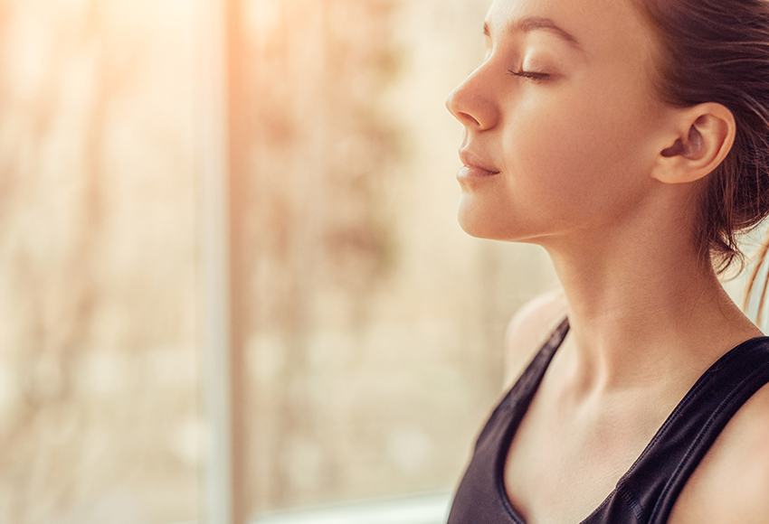 exercices de respiration contre le stress