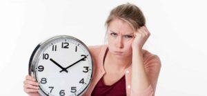 temps de guérison du mal de dos