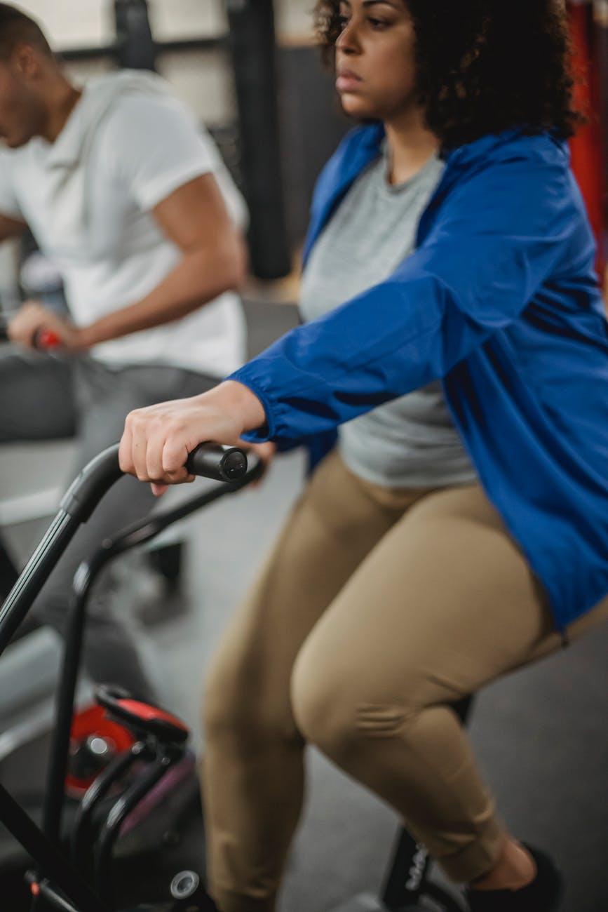 vélo pour perdre du poids