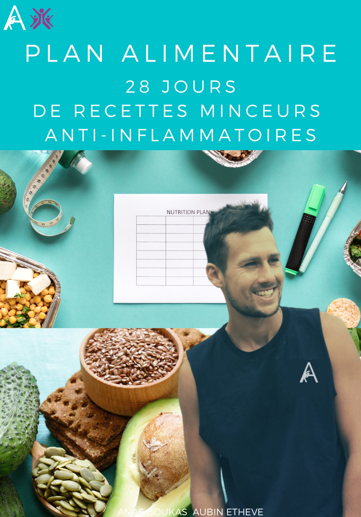 programme alimentaire 28 jours